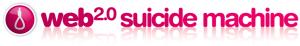 Web 2.0 Suicide Machine logo